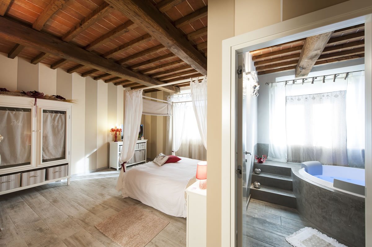 Camere dell\'Amore agriturismo Toscana bed and breakfast bb ...