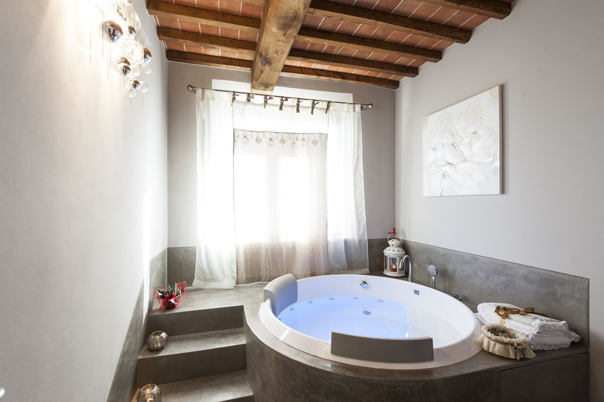 camere dell'amore agriturismo toscana bed and breakfast bb siena ... - Piscina In Camera Da Letto